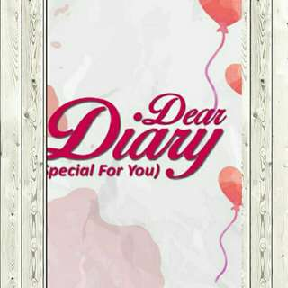 ebook ~ Dear Diary (Special for you)