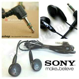 Original SONY MDR-E804 Stereo Earphone for SONY Walkman B Series MP3 Player.  Sound quality Quaranteed To Be Far More Superior Than Any Other Below-$20 Earphone.  Bulk package without retail box, item in poly bag and securely wrapped.