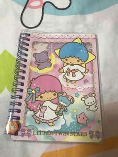 Little twin star notebook