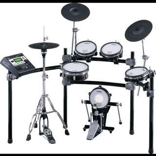 Roland TD12S drum set