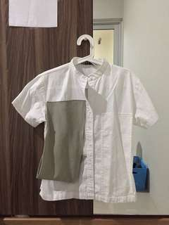 B I N C A White Shirt