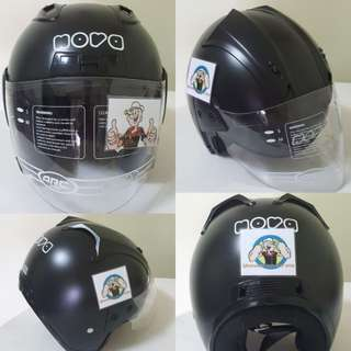 2602*** Nova Helmet For Sale 😁😁Thanks To All My Buyer Support 🐇🐇 Yamaha, Honda, Suzuki