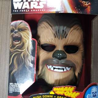 Chewbacca - Episode VII Electronic Mask