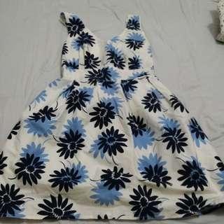 Floral Dress free saiz