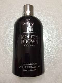 Milton brown London bath & shower gel