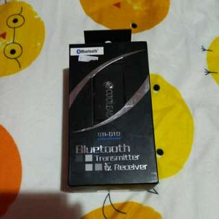Bluetooth transmittor