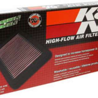 K&N Air Filter Toyota Sienta JDM Petrol 2015-above