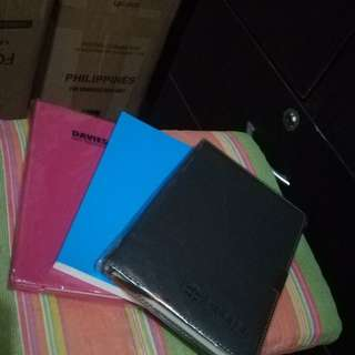 Labeled Notebooks/Planners