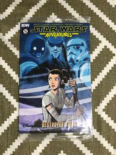 Disney Star Wars Adventures Comic
