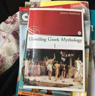 🚚 Unveiling Greek Mythology #出清課本
