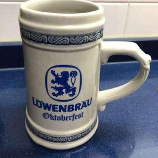 Lowenbrau Oktoberfest Classic Stone Mug