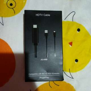 Apple HDTV Cable