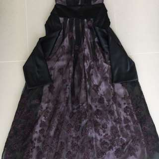 Daniel Yam Evening Gown Size S