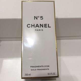 Chanel-No5絲光柔膚身體精萃