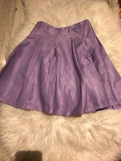 Purple skirt coco kelen