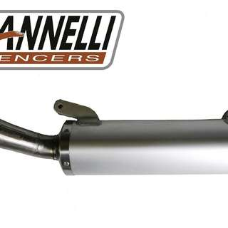 Giannelli Exhaust