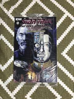 Star Trek The Next Generation Comic