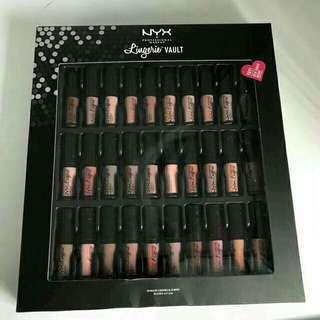 Replica Nyx Lingerie Vault Mini Lip Cream