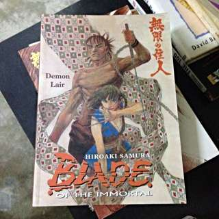 Blade Of The Immortal Vol 20: Demon Lair