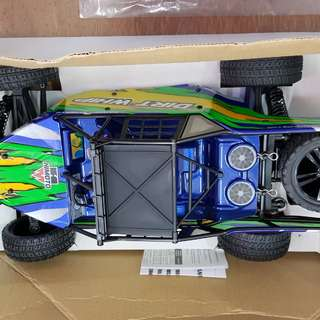 Drift Whip DB 1/10 E10 BL (Buggy) RC Car