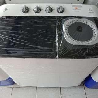 Mesin cuci merk electroluk bisa kredit tanpa DP