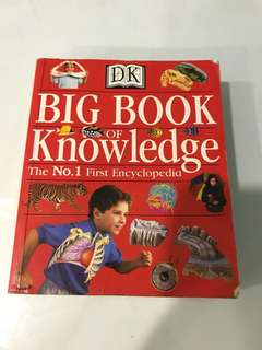 * FREE GIFT included * BIG BOOK OF KNOWLEDGE