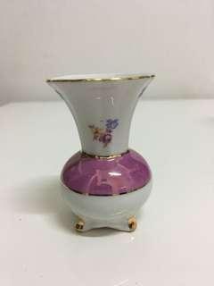Antique foreign mini vase