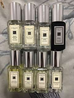 Jo Malone Cologne 9ml 100% authentic