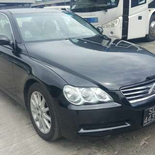 TOYOTA MARK 2008