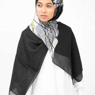 Black River Hijab