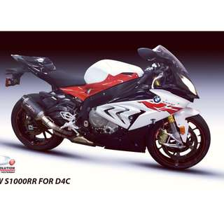 Devil Exhaust Systems Singapore BMW S1000RR 2015 2016 Ready Stock ! Promo ! Do Not PM ! Kindly Call Us !