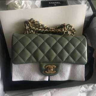 Chanel Classic Mini Rectangle bag