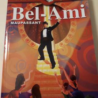Bel ami - Maupassant (French)