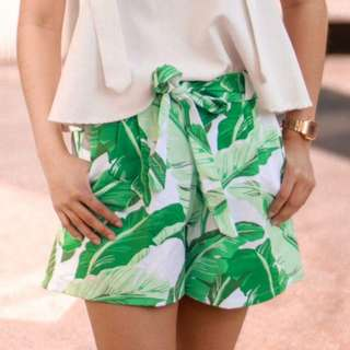 SALE! Brand new leafy shorts