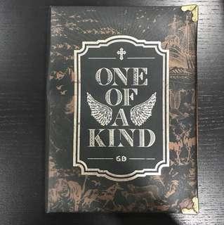 G-Dragon One of a Kind Album