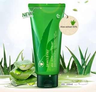 Innisfree Aloe Revital Soothing Gel [300ml]