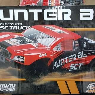 Hunter RC Car