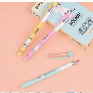Friction pen - erasable pen - 0.38mm 12 pens/box - great for student use gifts