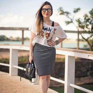 2 in 1 dress Cotton