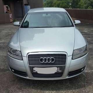 Audi A6 2.0T