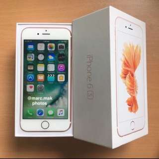 iPhone 6S, 64GB- Original