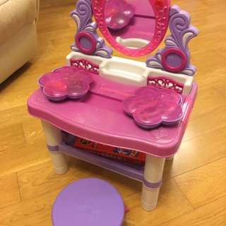 Used Make up table for girl