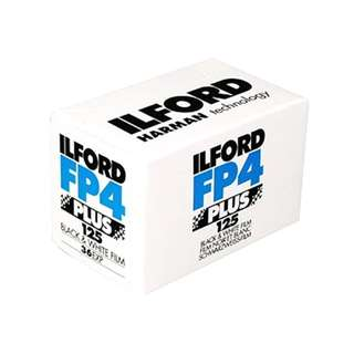 ILFORD  FP4 Plus 125