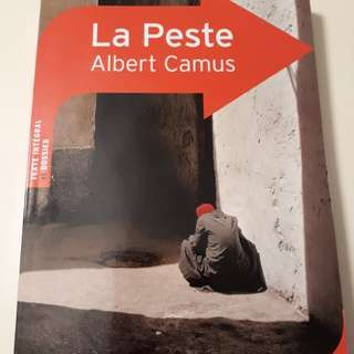 La Peste - Albert Camus (French)
