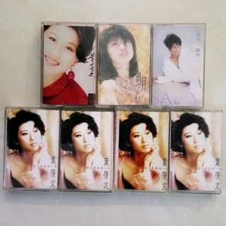 Sally Yeh Cassette Tape 叶倩文卡带