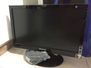 Samsung Monitor Screen
