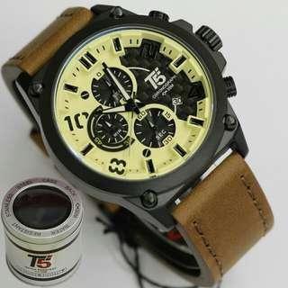 Jam tangan pria T5 3479 original