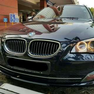 BMW 523XL LCi 2008