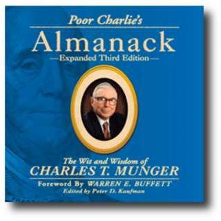 [BN] Pre-order Poor Charlie's Almanack