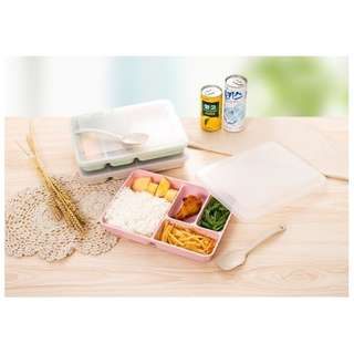Snack Lunch Box Wheat Straw RA510B